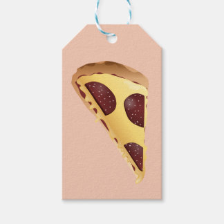 Pizza For The People Gift Tags