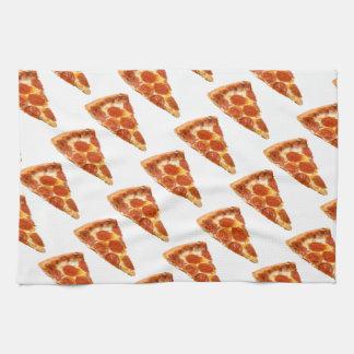 Pizza Hands Tea Towel