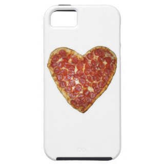 PIZZA HEART IPHONE 5/5S CASE