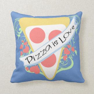 Pizza is Love Cushion