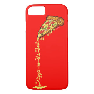 Pizza is the best iPhone 8/7 case