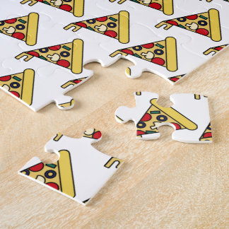 PIZZA JIGSAW PUZZLE