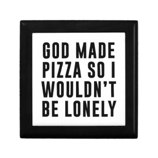 Pizza Lonely Gift Box