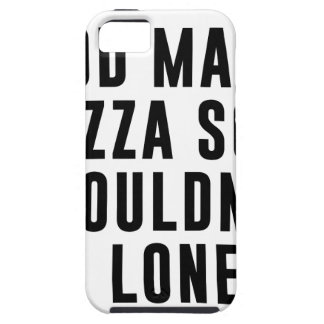 Pizza Lonely iPhone 5 Cases