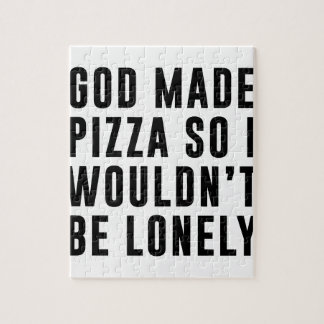 Pizza Lonely Puzzles