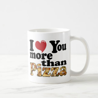 Pizza Love Coffee Mug