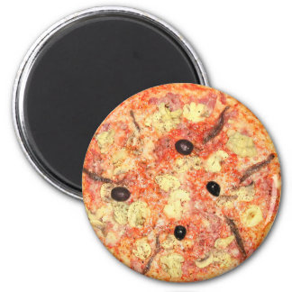 Pizza Refrigerator Magnets