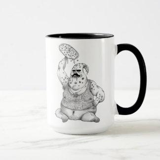 Pizza Man Mug