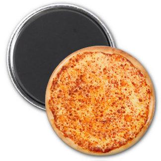 Pizza Margarita 6 Cm Round Magnet