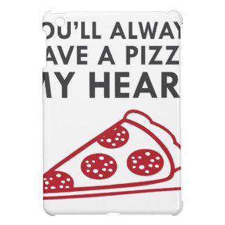 Pizza My Heart iPad Mini Cases