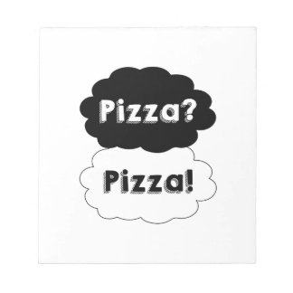 Pizza! Notepad