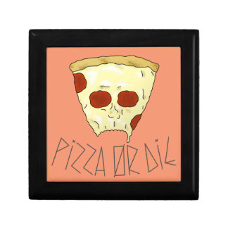 Pizza Or Die Gift Box