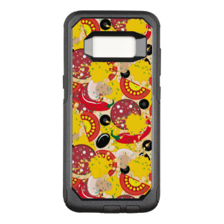 Pizza OtterBox Commuter Samsung Galaxy S8 Case