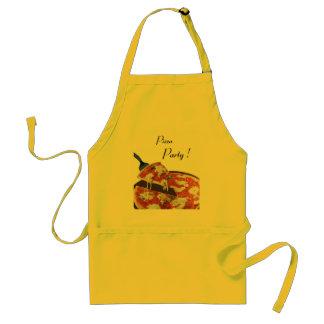 PIZZA PARTY, ITALIAN KITCHEN dinner, brunch Standard Apron
