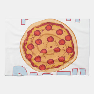 Pizza Party Kitchen Towels