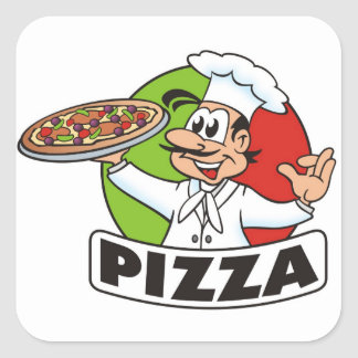 pizza party sticker 2