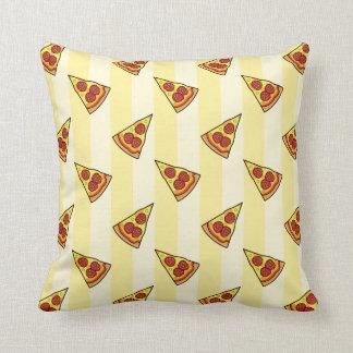 Pizza Pattern Cushion