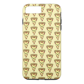 Pizza Pattern iPhone 7 Plus Phone Case