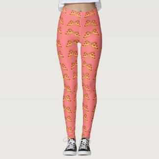 Pizza Pattern Leggings