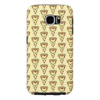 Pizza Pattern Samsung Galaxy S6 Phone Case
