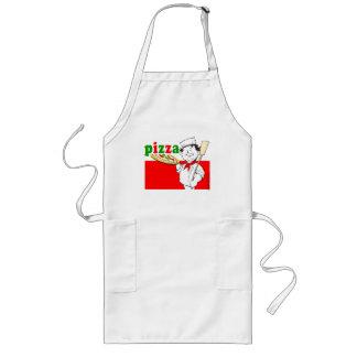 Pizza, pizzaiolo long apron