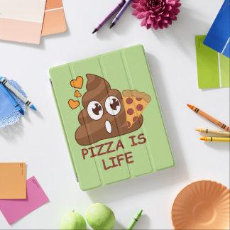 Pizza Poop Life iPad Cover