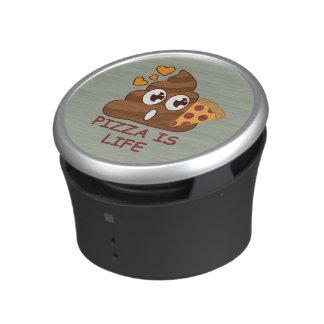 Pizza Poop Life Speaker