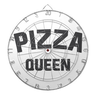 Pizza Queen Dartboard