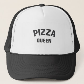 Pizza Queen Trucker Hat
