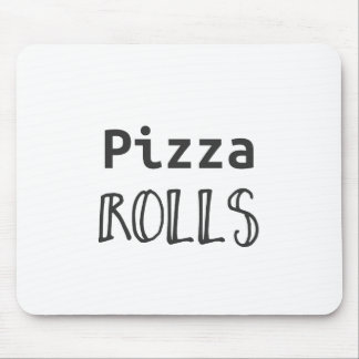 Pizza Rolls Mouse Pad