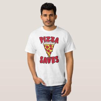 Pizza Saves T-Shirt