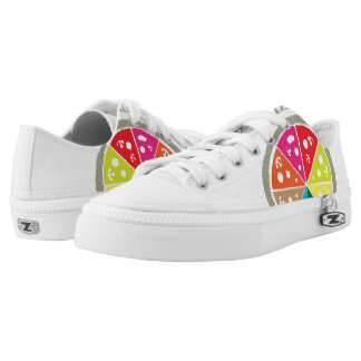 pizza shoes printed shoes