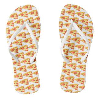 Pizza Slice Flip Flops