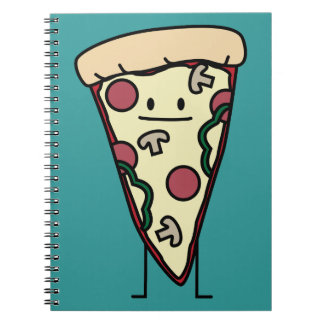 Pizza Slice Notebook
