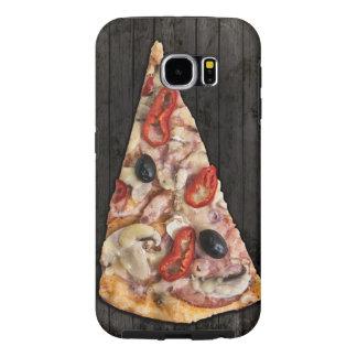 Pizza Slice Samsung Galaxy S6 Cases