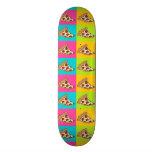 pizza slice skateboard