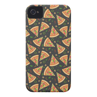 Pizza slices background iPhone 4 cover