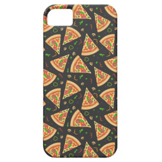 Pizza slices background iPhone 5 case