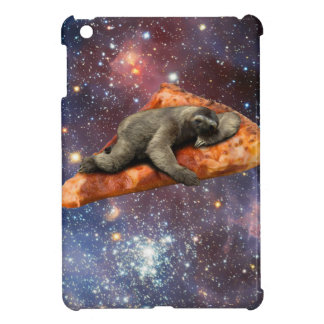 Pizza Sloth In Space iPad Mini Covers