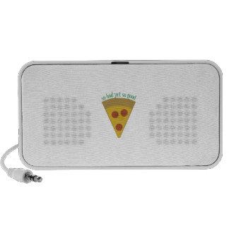 pizza_so bad yet so good portable speaker