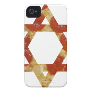 pizza star of david Case-Mate iPhone 4 case
