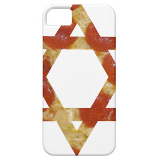 pizza star of david iPhone 5 covers