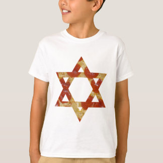 pizza star of david T-Shirt