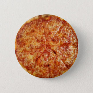 Pizza Time! 6 Cm Round Badge