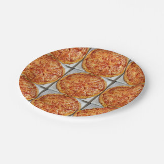 Pizza Time! Paper Plate