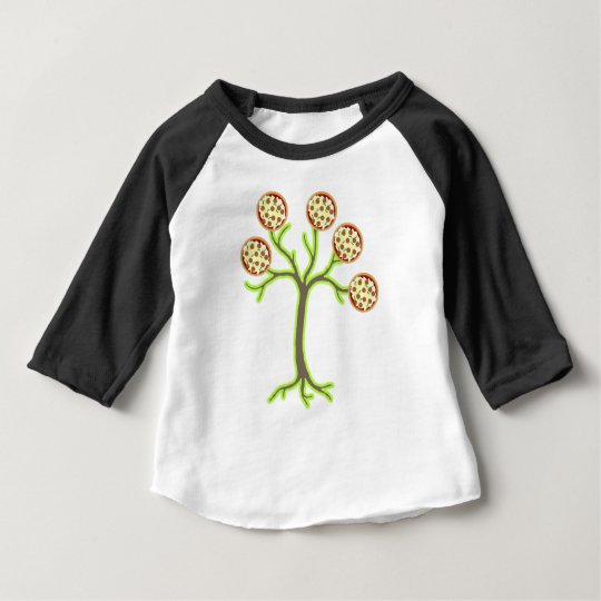 pizza tree baby T-Shirt