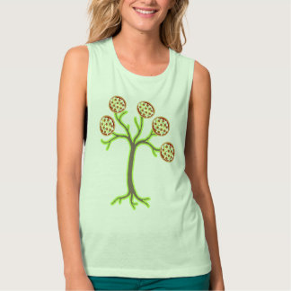 pizza tree singlet