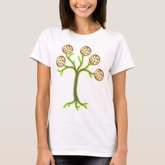 pizza tree T-Shirt