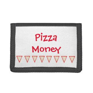 """Pizza"" Wallet"