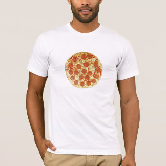 Pizza With Salami T-Shirt